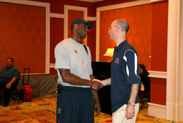La gran despedida de Adam Silver a Kobe Bryant.