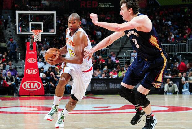 Al Horford figura ante New Orleans Pelicans