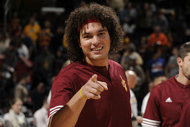 Anderson Varejao atiene a Basket4US
