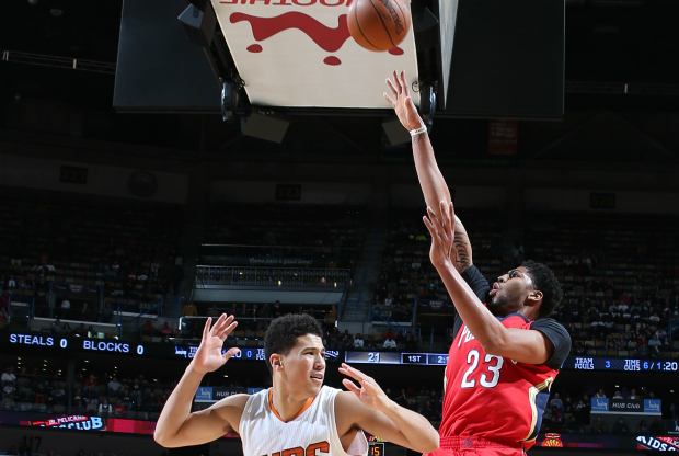 Anthony Davis revive a New Orleans Pelicans