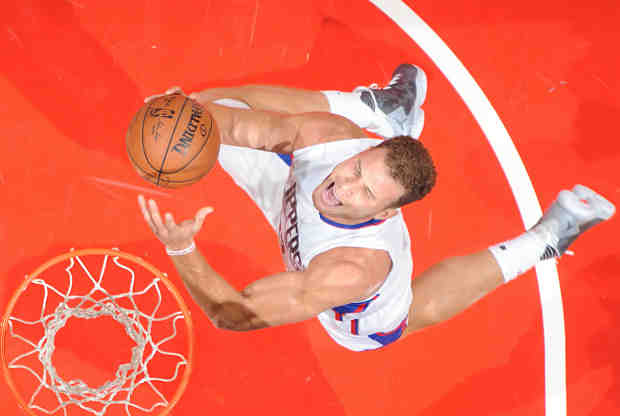 Blake Griffin es dominante ante Sacramento Kings