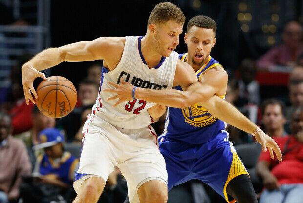 Blake Griffin elogió a Golden State Warriors.