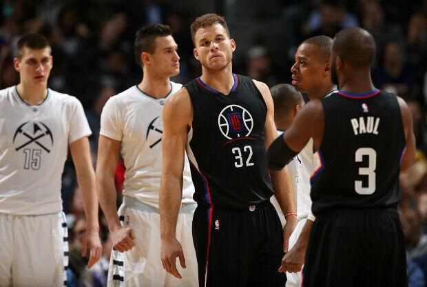 Blake Griffin defendió a DeAndre Jordan.