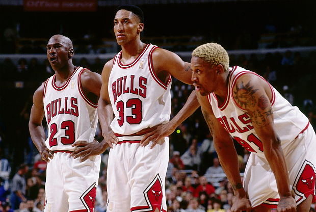 Chicago Bulls en la temporada 1996-97