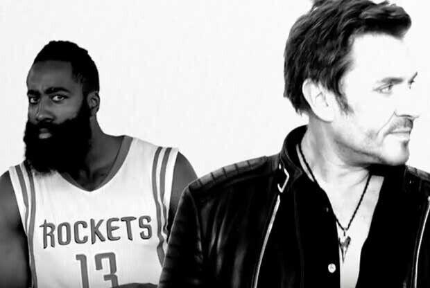 Duran Duran y James Harden