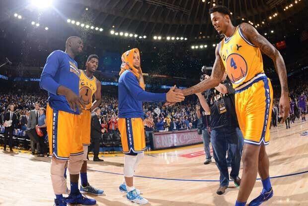 Golden State Warriors ya es historia de la NBA