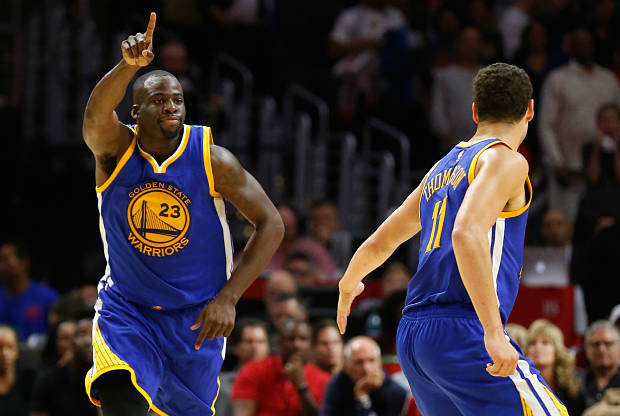 Golden State Warriors remontó 23 puntos ante Los Angeles Clippers