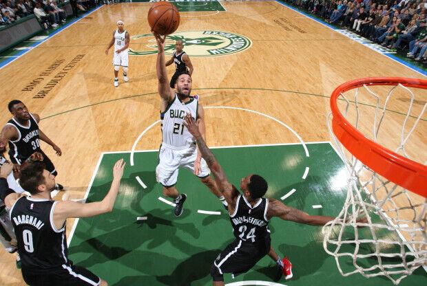 Greivis Vásquez Milwaukee Bucks