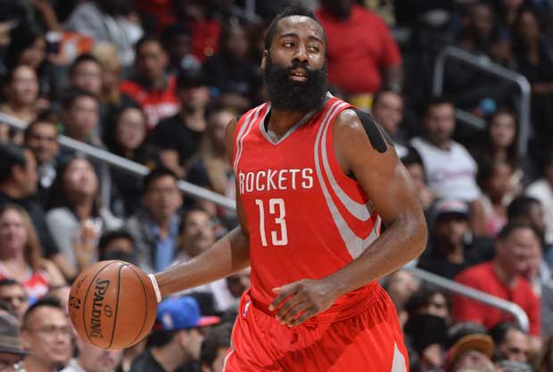 James Harden brilló en Los Angeles