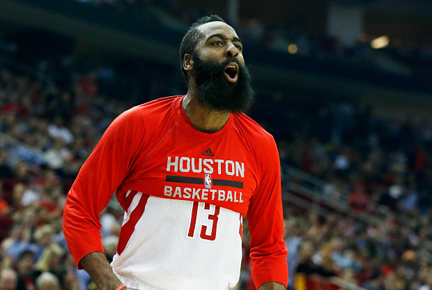 James Harden, señalado como culpable de los problemas de Houston Rockets