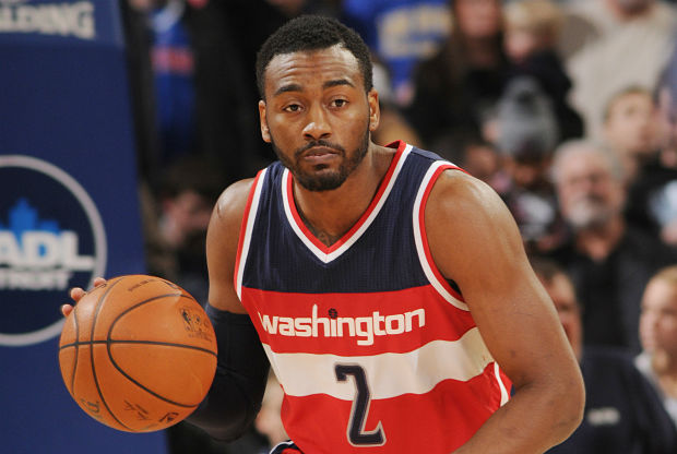 John Wall, base estelar de Washington Wizards