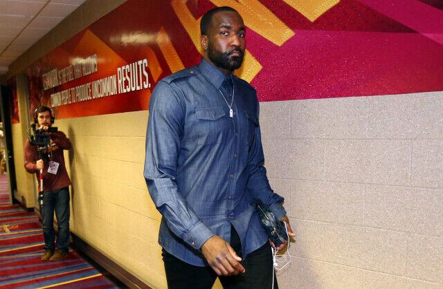 Kendrick Perkins New Orleans Pelicans