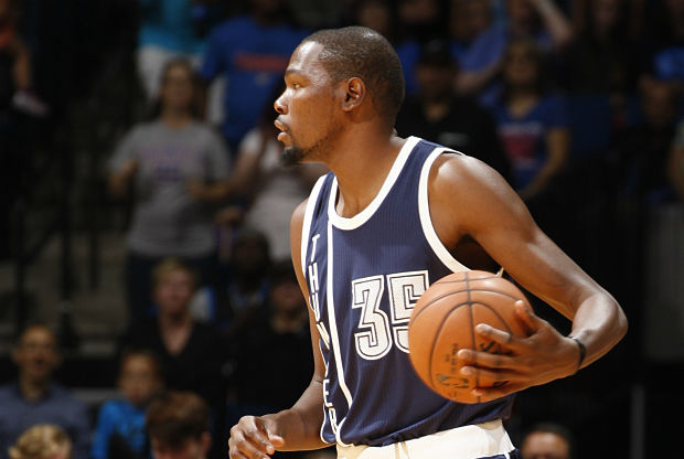 Kevin Durant ha regresado a las canchas