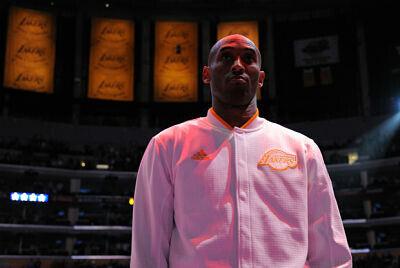 Kobe Bryant, en la noche en que anunció su retirada