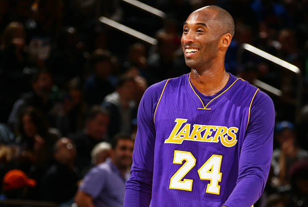 Kobe Bryant, estrella de Los Angeles Lakers