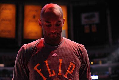 Kobe Bryant está pasando por un mal momento