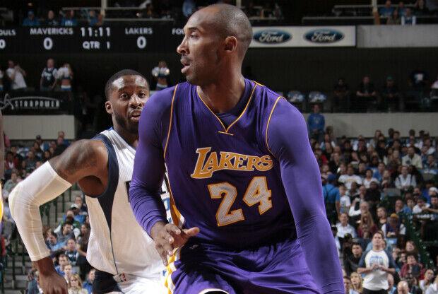Kobe Bryant regresó