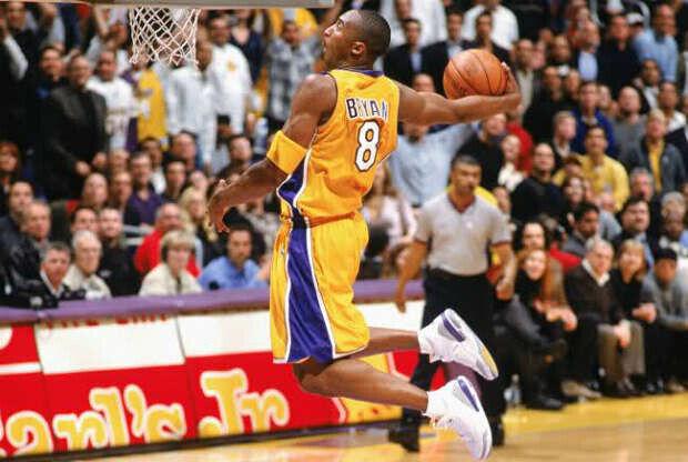 Kobe Bryant machaca