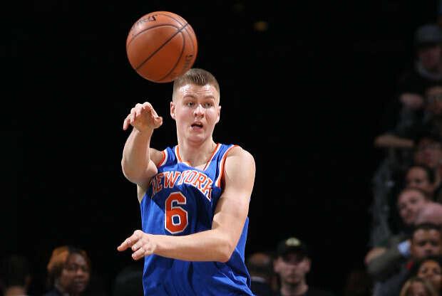 Kristaps Porzingis está siendo el mejor de NEw York Knicks