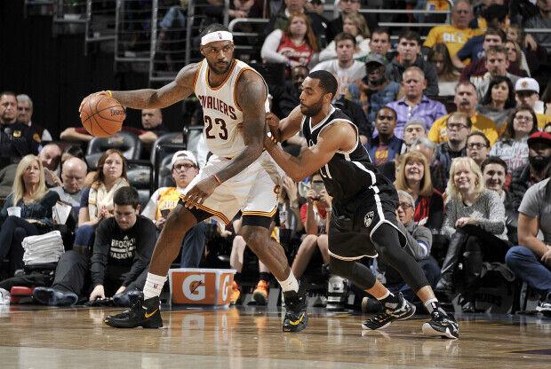 LeBron James se convierte en el líder del equipo.