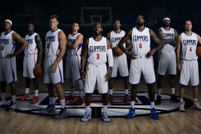 Los Angeles Clippers llaman al trabajo en equipo