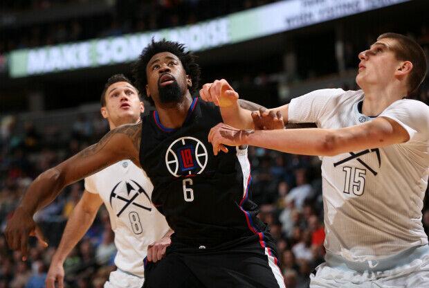 Los Angeles Clippers partido ante Denver.