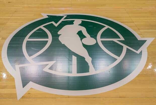 Logo de NBA por el reciclaje