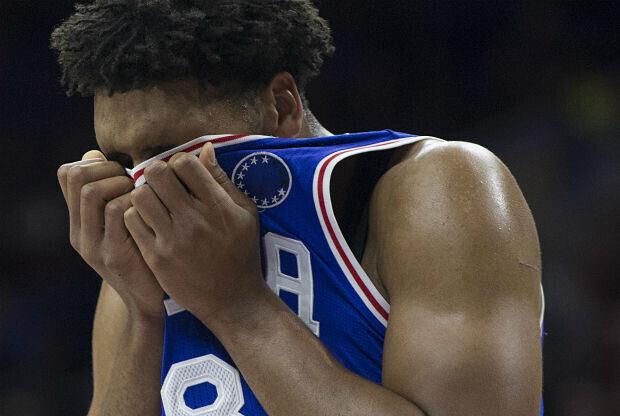 Philadelphia 76ers es el peor equipo de la historia