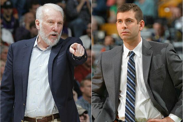 Gregg Popovich ve en Brad Stevens un gran entrenador