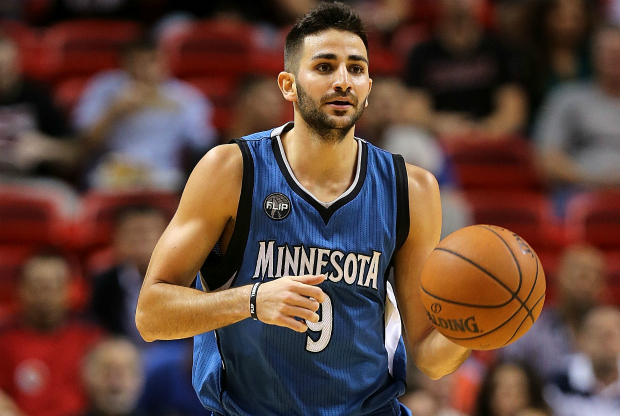 Ricky Rubio quiere llevar a Minnesota Timberwolves a los Playoffs.