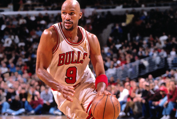 Ron Harper Chicago Bulls
