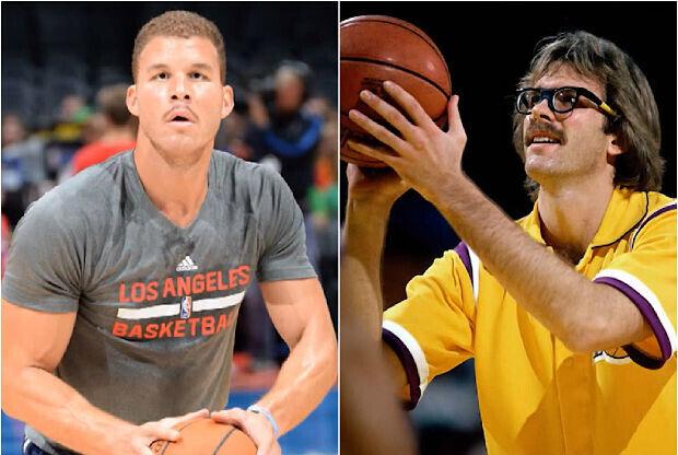 Los mejores bigotes de la NBA
