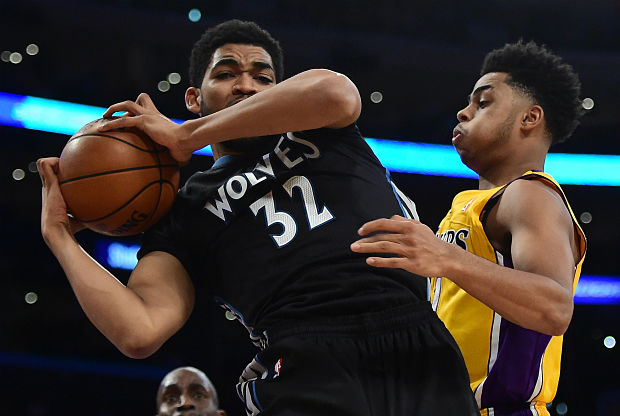 Los rookies de la NBA no tienen miedoa nada