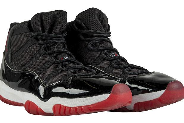 Zapatillas de Michael Jordan