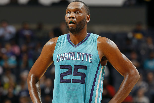 Al Jefferson Charlotte Hornets.