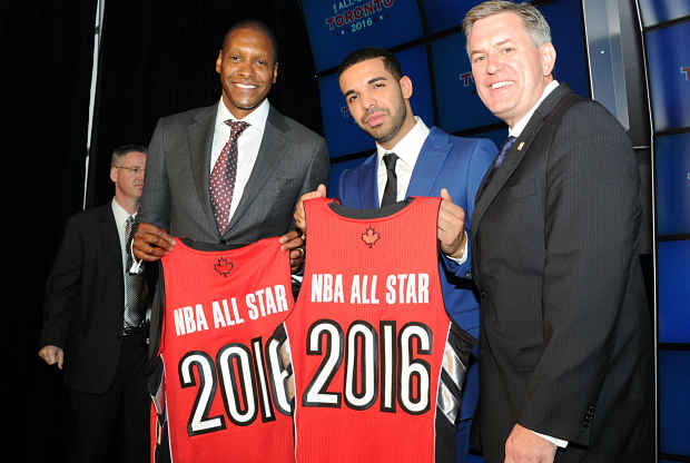 El All Star Game se disputará en Toronto.