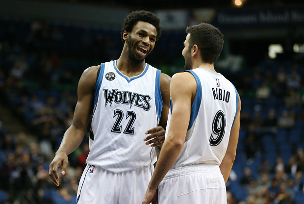 Minnesota Timberwolves en juego ante Orlando Magic.