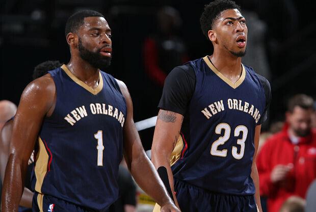 Anthony Davis New Orleans Pelicans