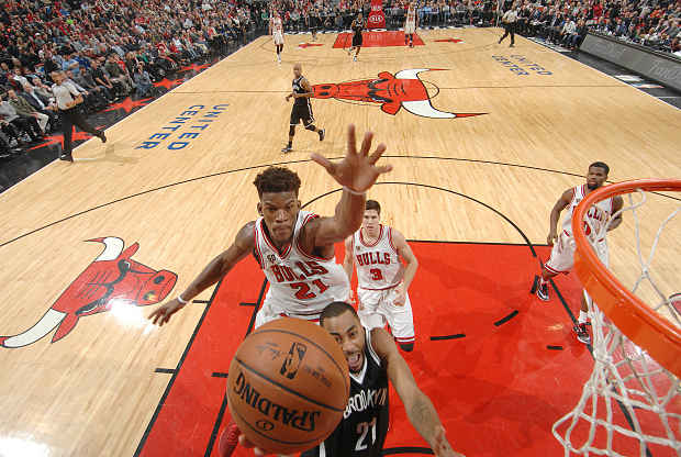 Chicago Bulls ante Brooklyn Nets