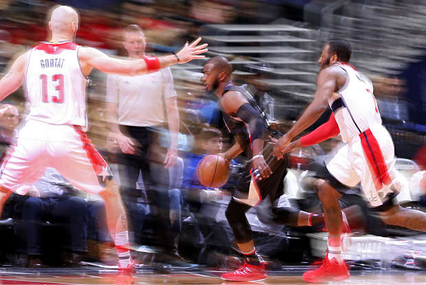 Chris Paul contra Washington Wizards