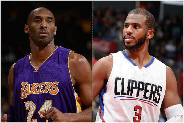 Clippers vs. Lakers, en el día de Navidad de la NBA