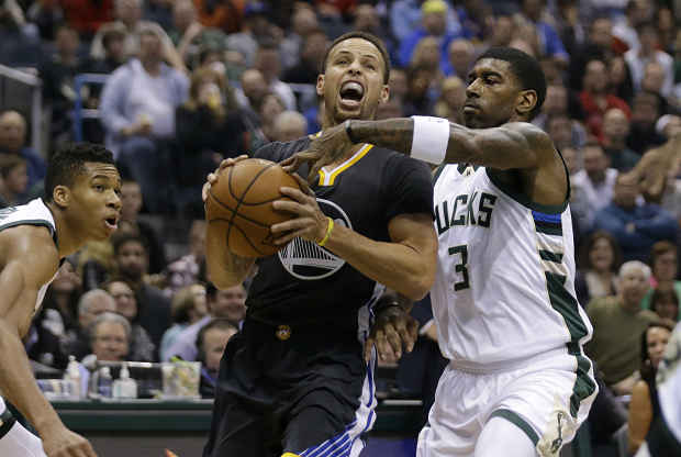 Golden State ante Milwaukee Bucks.