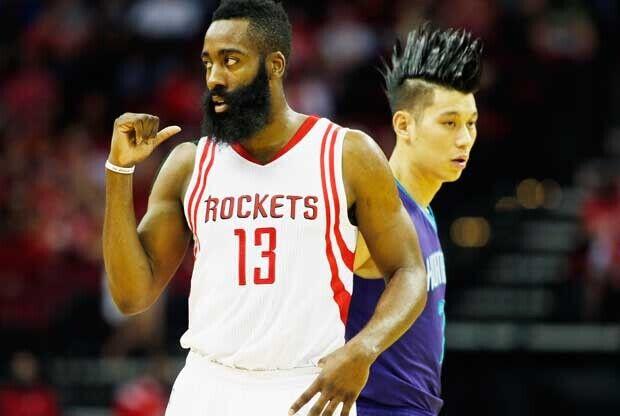 James Harden señala a Jeremy Lin por los suelos