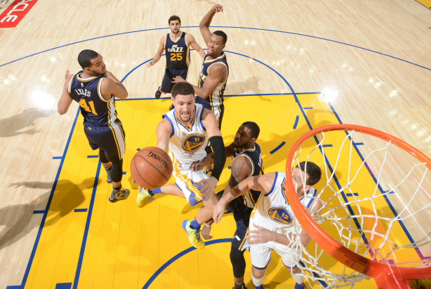 GoldenState Warriors contra Utah Jazz