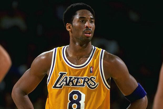 Kobe Bryant en 1999