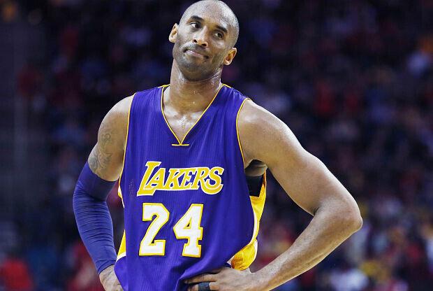 Kobe Bryant no puede evitar otra derrota de los Lakers