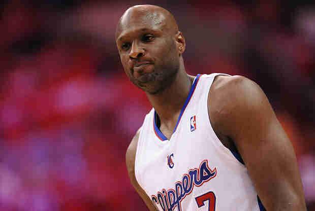 Lamar Odom ex jugador NBA