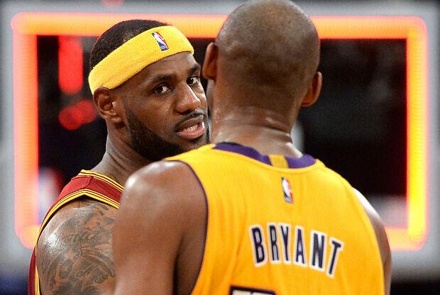King James cree que fue su culpa no haber logrado jugar una final ante Bryant.