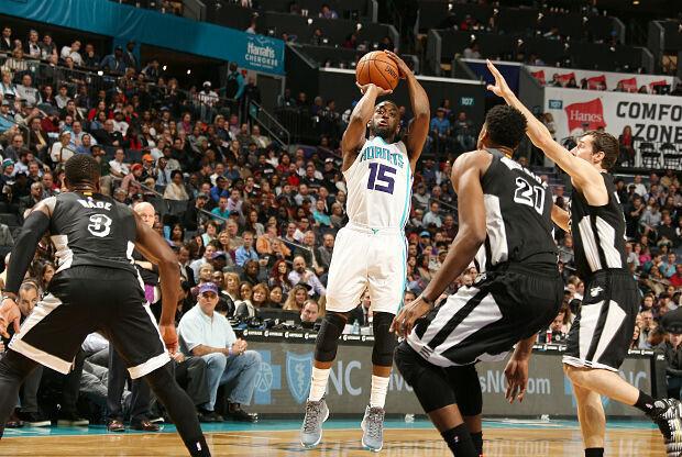 Miami Heat ante Charlotte Hornets.