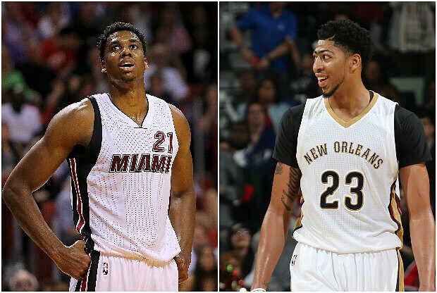 Miami Heat vs. New Orleans Pelicans, uno de los partidos del Día de Navidad